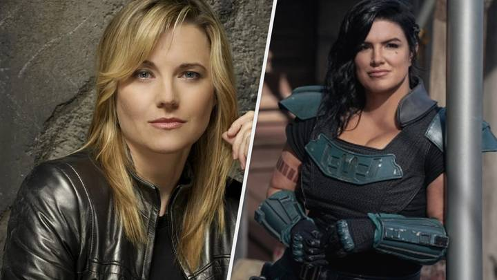 'The Mandalorian' Fans Want Lucy Lawless To Play Cara Dune Following Controversy