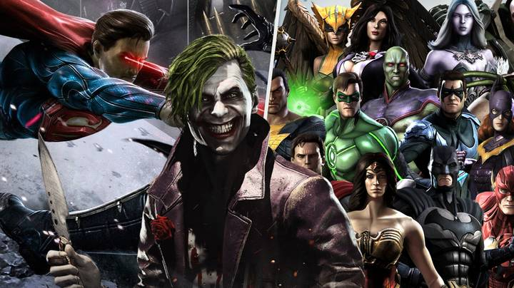 DC's 'Injustice: Gods Among Us' Movie Has Assembled An All-Star Cast
