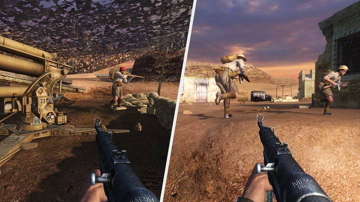 This 'Call Of Duty 2' 5K Remaster Looks Absolutely Incredible