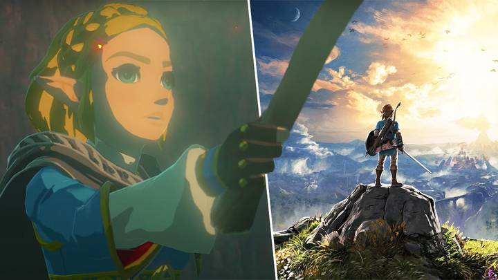 Nintendo's 'Zelda: Breath Of The Wild' Sequel May Almost Be Finished