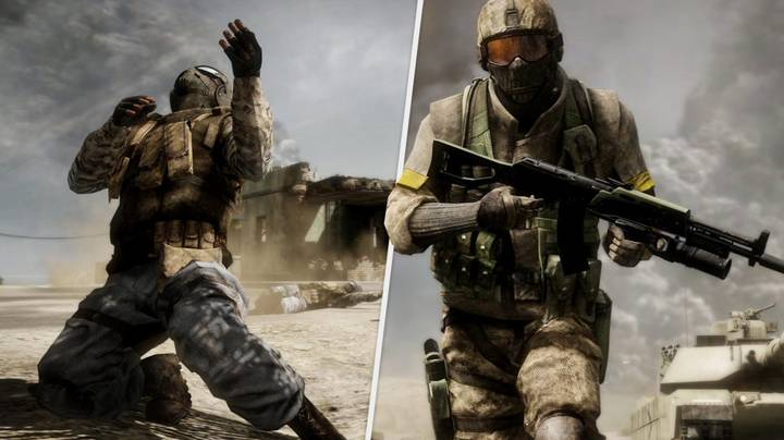 DICE Is Very Aware You Guys Still Want 'Bad Company 3'