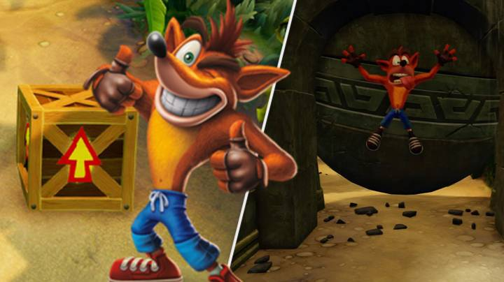A New Crash Bandicoot Game Seems To Have Been Teased By Activision