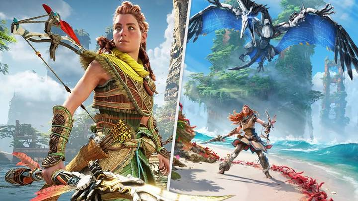 'Horizon Forbidden West' Has Been Pushed Back, 2022 Release Date Announced