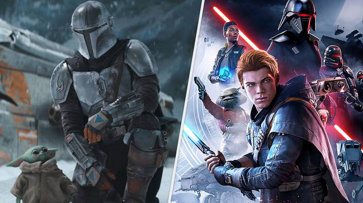 'The Mandalorian' Hints At 'Star Wars Jedi: Fallen Order' Connection
