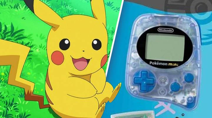 Flashback: When Nintendo Made A Pocket-Sized Console Just For Pokémon
