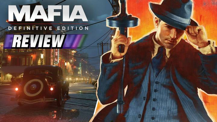 'Mafia: Definitive Edition' Review - An Open-World Game That Respects Your Time