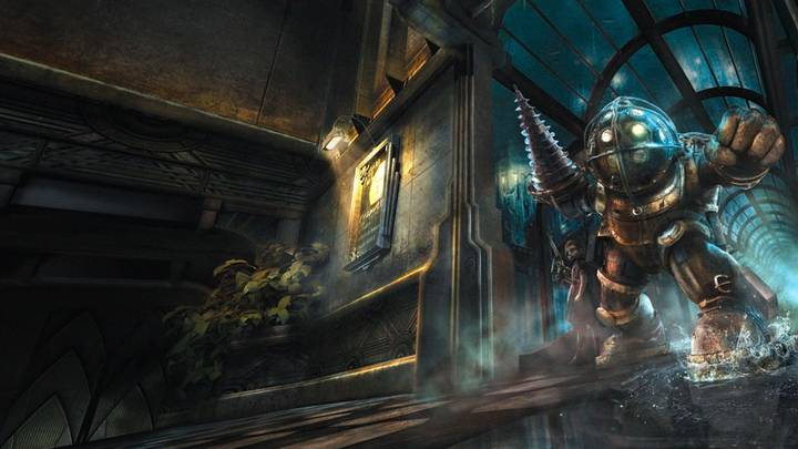 A New Bioshock Game Is In Development At A New Studio