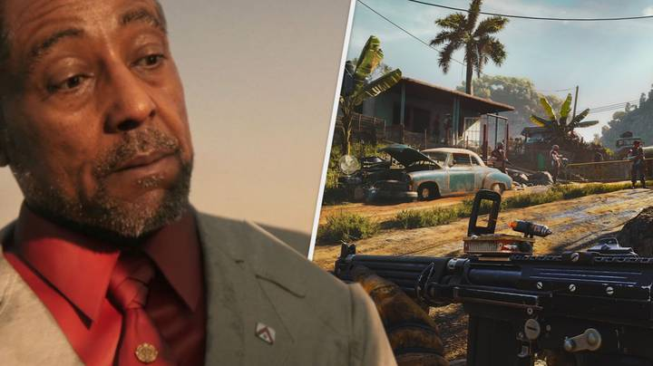 A New 'Far Cry 6' Teaser Has Dropped, And It's Looking Intense