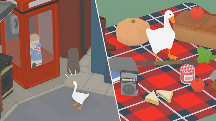 'Untitled Goose Game' Is A Hilarious Stealth Sandbox That's Well Worth A Gander