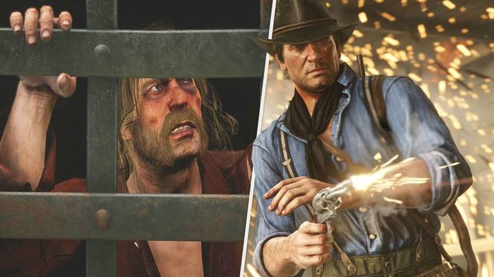'Red Dead Redemption 2' Player Finds Secret Way To Bust Micah Out Of Jail