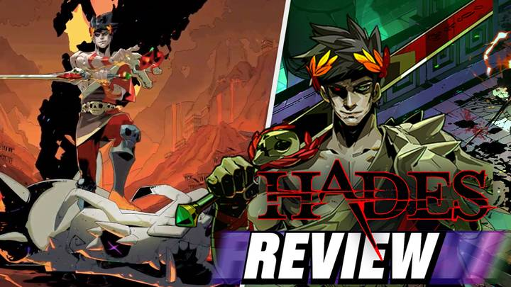 'Hades' Review: Come For The Hack And Slash, Stay For The Horniness