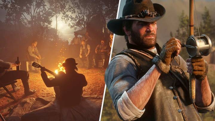 Red Dead Redemption 2's Greatest Moment Is Also One Of Its Quietest