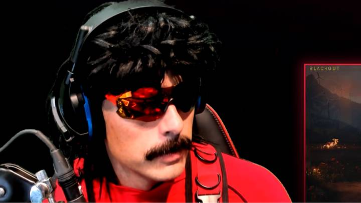 Popular Streamer Dr Disrespect Has Been Permabanned From Twitch