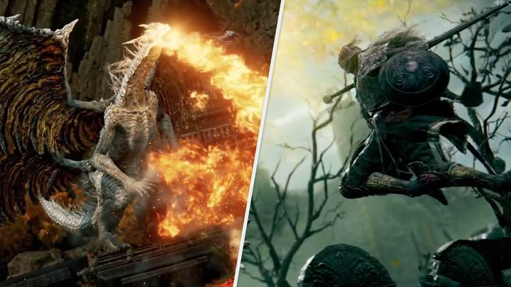 The 'Elden Ring' Gameplay Trailer Is Finally Here, And It Is Glorious