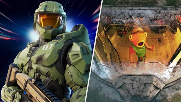 Master Chief Joins 'Fortnite' Effective Immediately, Alongside Blood Gulch Map