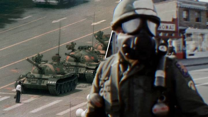 'Black Ops Cold War' Trailer Banned In China For Tienanmen Square Footage