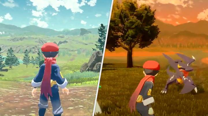 Open-World RPG 'Pokémon Legends: Arceus' Officially Announced
