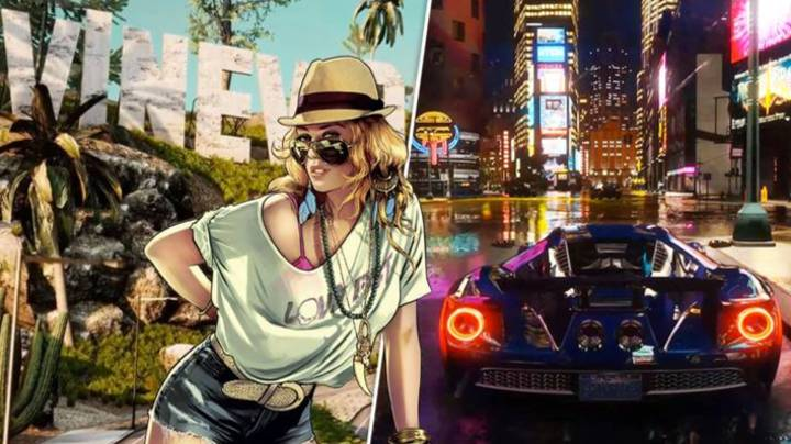 'GTA 6' Insider Shares Image Of Female Protagonist In Vice City