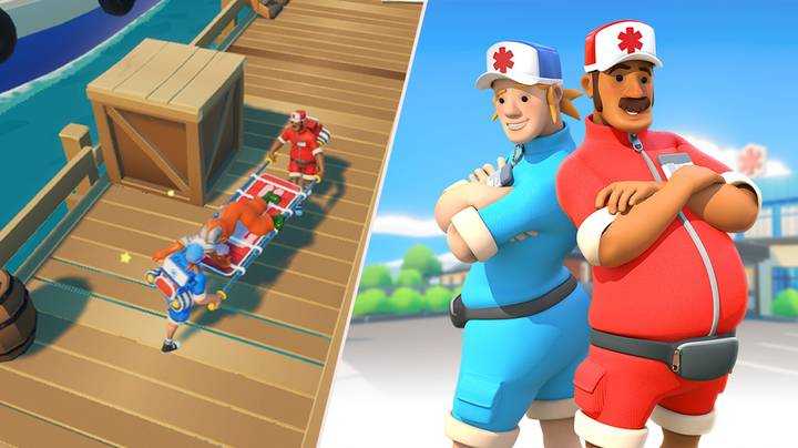 'The Stretchers' Review: Nintendo's Next Great Co-Op Relationship Tester