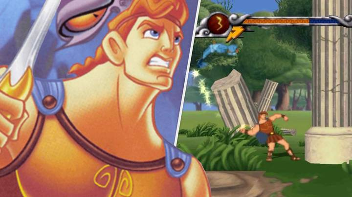 Disney's Brilliant 'Hercules' Game Is 24 Years Old Today, Bless My Soul