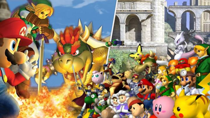 'Super Smash Bros. Melee' Is 19 Today, And Still A Multiplayer Classic