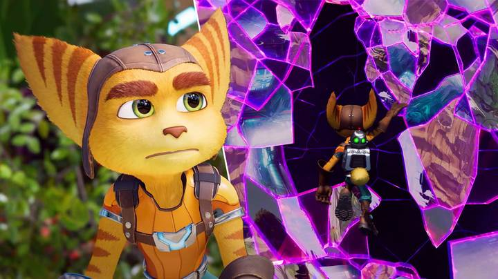 New 'Ratchet & Clank' Has A Gun That Opens Portals To Other PlayStation Games