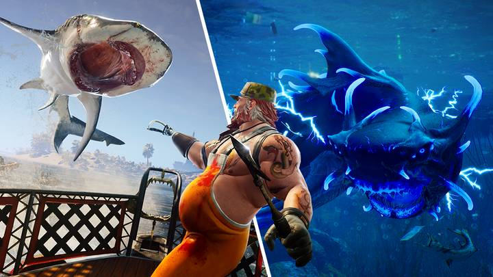 'Maneater' On Switch: You're Gonna Need A Bigger Switch