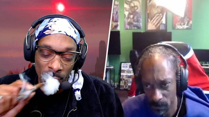 Snoop Dogg's Last Three Twitch Streams Have Been Muted, And He Still Hasn't Noticed