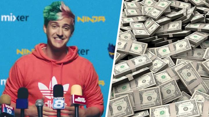 """Ninja Explains Why Being Rich And Famous Has """"Sad"""" Downside During Stream"""