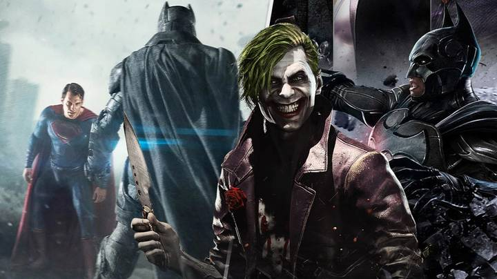 'Injustice: Gods Among Us' Is Finally Getting A Movie Adaptation, DC Confirms