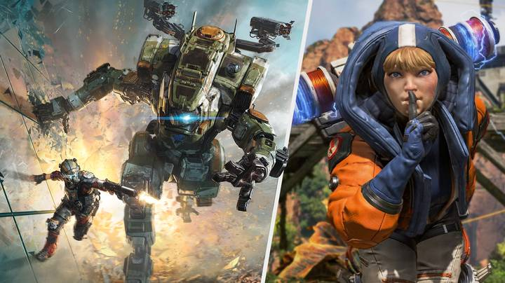 'Apex Legends' Hacker Changed In-Game Messaging Urging Players To Save Titanfall