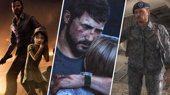 Gamers Share Scenes That Made Them Cry, And Great, Now I'm Sad Too