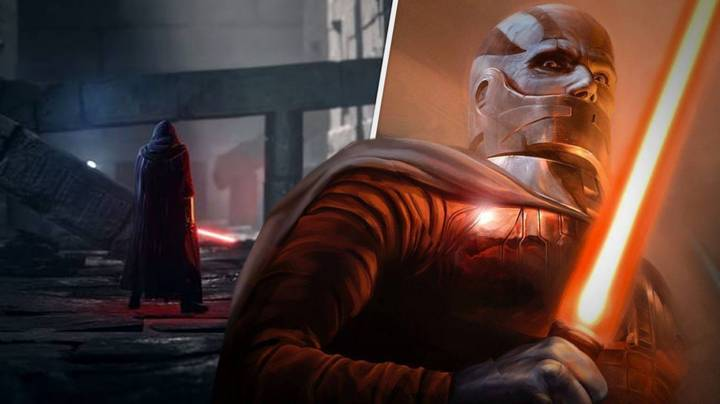 A 'Knights Of The Old Republic' Series Is In Development, With Lucasfilm's Blessing