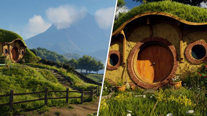 'The Lord Of The Rings' Unreal Engine 4 Demo Is A Thing Of Beauty