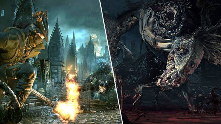 Dark Souls Creator Says 'Bloodborne' Was His Favourite Game To Work On