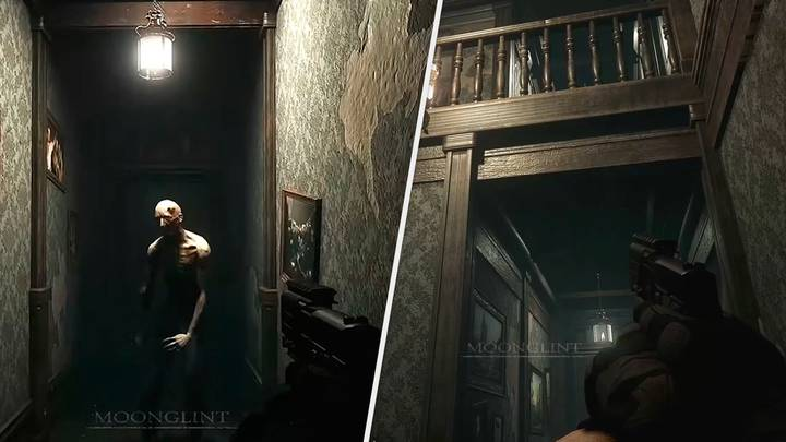 Original 'Resident Evil' Unreal Engine 4 Remake Looks Even Better In Third-Person