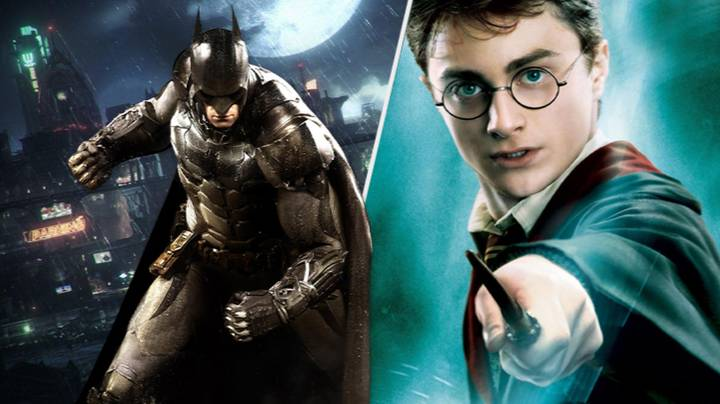 Batman And Open World Harry Potter Game Reveals Were Planned For E3
