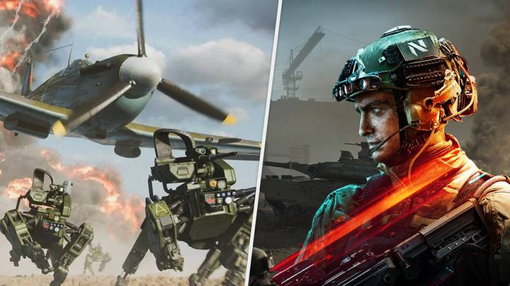 'Battlefield 2042' Is Bringing Back Every Past Game In Massive New Sandbox Mode