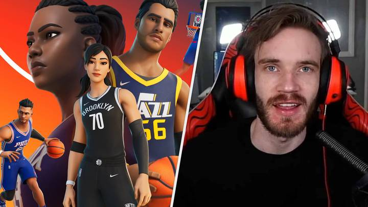 'Fortnite' Is Teasing A PewDiePie Skin, Because Of Course It Is