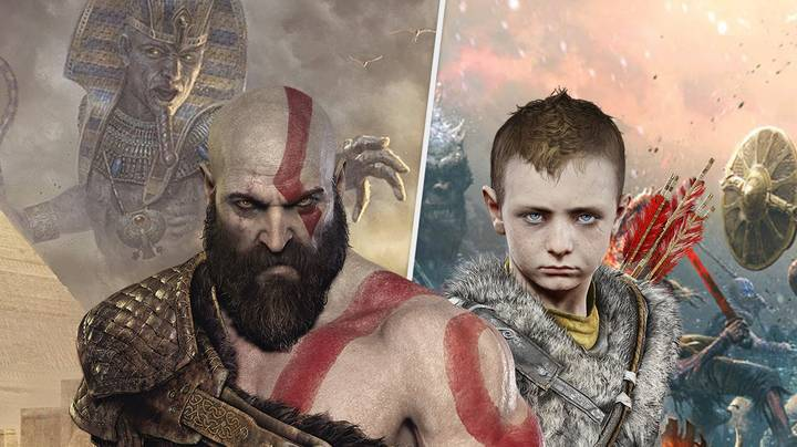 God Of War Fans Want Kratos To Head To Egypt Next