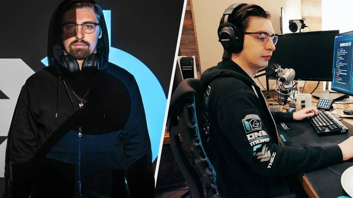 Twitch Star Shroud Explains What It'd Take For Him To Retire
