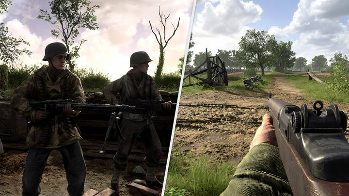 Brutal 100-Player World War 2 Shooter Is Free To Play This Weekend