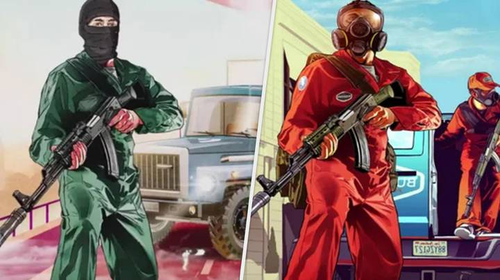 New Netflix Show Accused Of Copying 'GTA 5' Loading Screens In Opening Credits