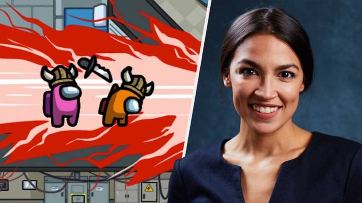 Alexandria Ocasio-Cortez Is Playing 'Among Us' On Twitch To Get You To Vote