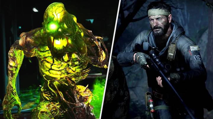 Massive 'Call Of Duty: Zombies' Outbreak Event Coming To 'Warzone' And 'Cold War'