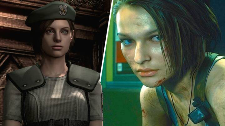 Why Jill Valentine Is The Greatest Resident Evil Character, Ever