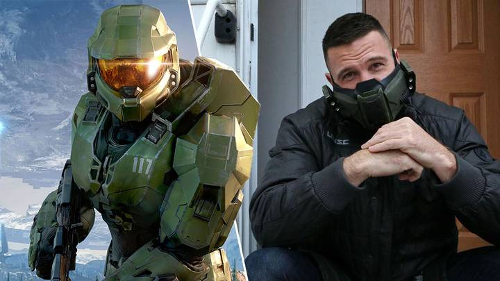 Halo TV Show's Master Chief Will Sound Different To Games