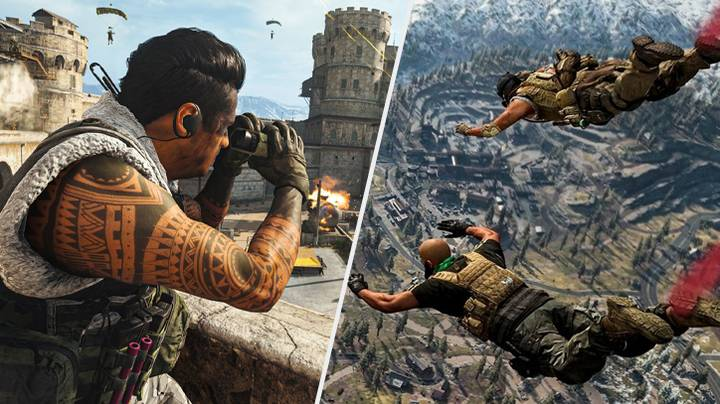 You Can Drop Solo In 'Call Of Duty: Warzone'... But You Will Die