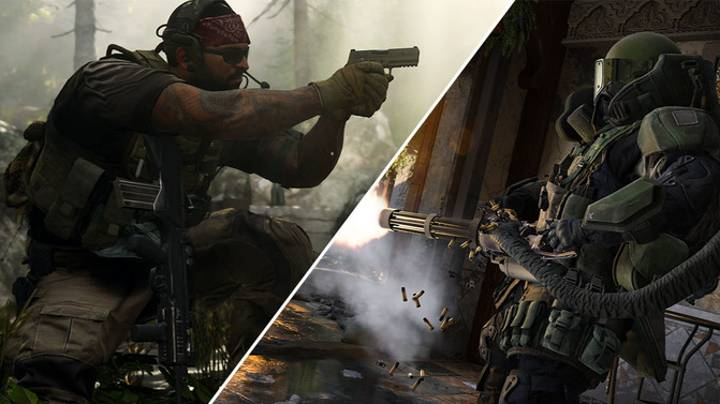 'Call Of Duty: Modern Warfare' On PC Requires Monstrous Amount Of Storage
