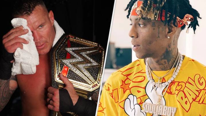 """Randy Orton Challenges Soulja Boy To """"Step Up"""" After Calling WWE Fake"""
